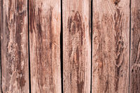 Old wooden wall background or texture, copy space