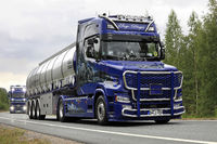 Next Generation Scania S650 Torpedo Dinges Logistics