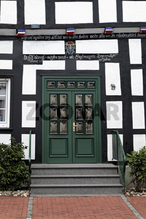 Fachwerkhaus in Bad Essen, Niedersachsen