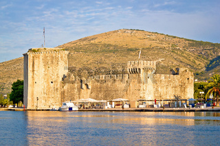 UNESCO town of Trogir waterfront