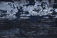 Dunkelblauer rustikaler Holz Hintergrund