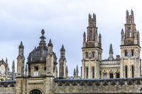 Historische Stadt Oxford