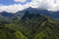Papenoo Valley, Tahiti, Franzoesisch-Polynesien