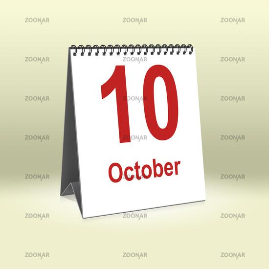 October 10th   10.Oktober
