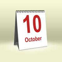 October 10th | 10.Oktober
