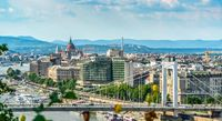 Architecture of Budapest