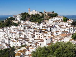 View of Casares