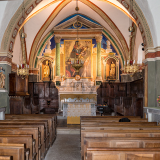 Provence Romance churches