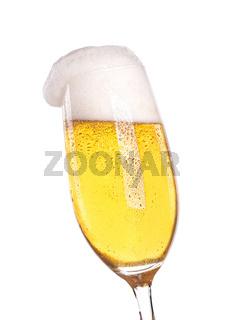 Ein kühles Glas Bier