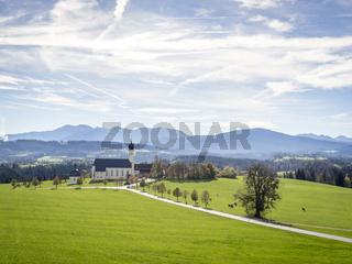 Church Wilparting Bavaria
