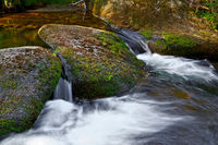 Kalte Bode im Nationalpark Harz