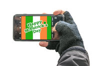 Creative Happy St Patricks Day Design Background