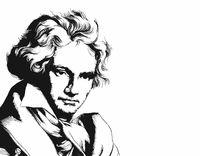 Ludwig van Beethoven, 1770 -1827,  German composer