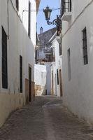 Altstadtgasse in Ronda