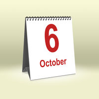 October 6th | 6.Oktober