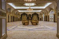 Meeting room inside Presidential Palace (Qasr Al Watan) in Abu Dhabi