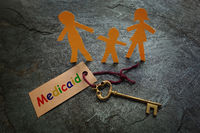 Paper family Medicaid coverage