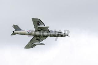 Hawker Hunter T7 WV372