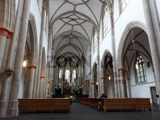 romanische Basilika St. Severin - Langhaus