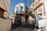 jodhpur narrow alleyways