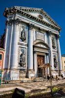 Venice, Italy - 03/15/2019 - Santa Maria del Rosario