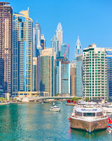 Towers of Dubai Marina