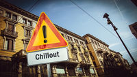 Street Sign to Chillout