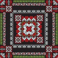 Romanian traditional pattern 196