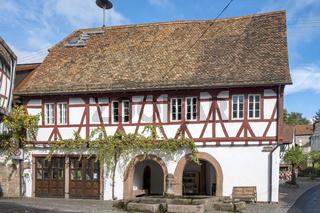 Rathaus Leinsweiler, Südpfalz