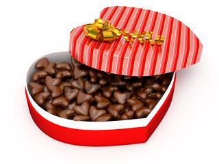 Box for Valentine's present