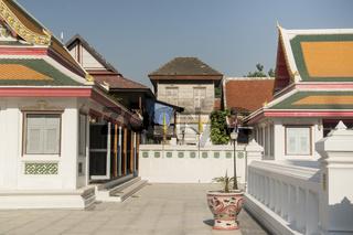 THAILAND BANGKOK WAT KANLAYANAMIT