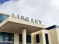 Amerikanische Bücherei