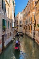 Gondola in Venice - Italy