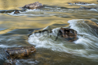 rapid on the upper Colorado River