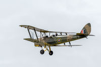 De Havilland DH82a Tiger Moth
