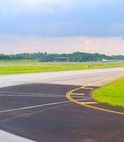 runway empty free Changi Singapore