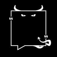 devils announcement speech bubble
