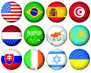 national circle icon collection 2