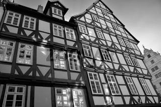 Fachwerkhäuser in Hannover
