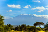 Amboseli is a magnificent biosphere reserve