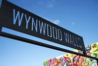 Wynwood Walls street art Museum, Miami, USA