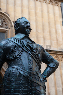 Bodleian Library, The University of Oxford, Oxford, England, United Kingdom