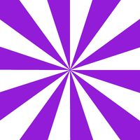 Rays purple and white