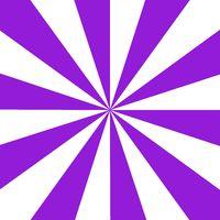 Rays purple and white