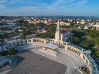 Cathedral complex and Church in Fatima