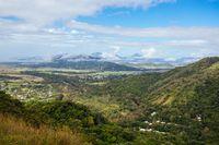 Views from Kuranda Scenic Railway in Australia