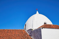 Die Inglesia de San Pedro steht in El Sauzal, einem Ort auf der Kanareninsel Teneriffa