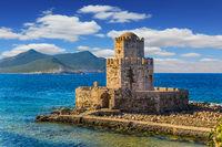 Magnificent watchtower