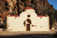 Agia Faragi - Kreta