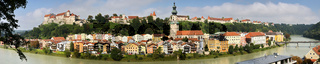 Burghausen Castle Home